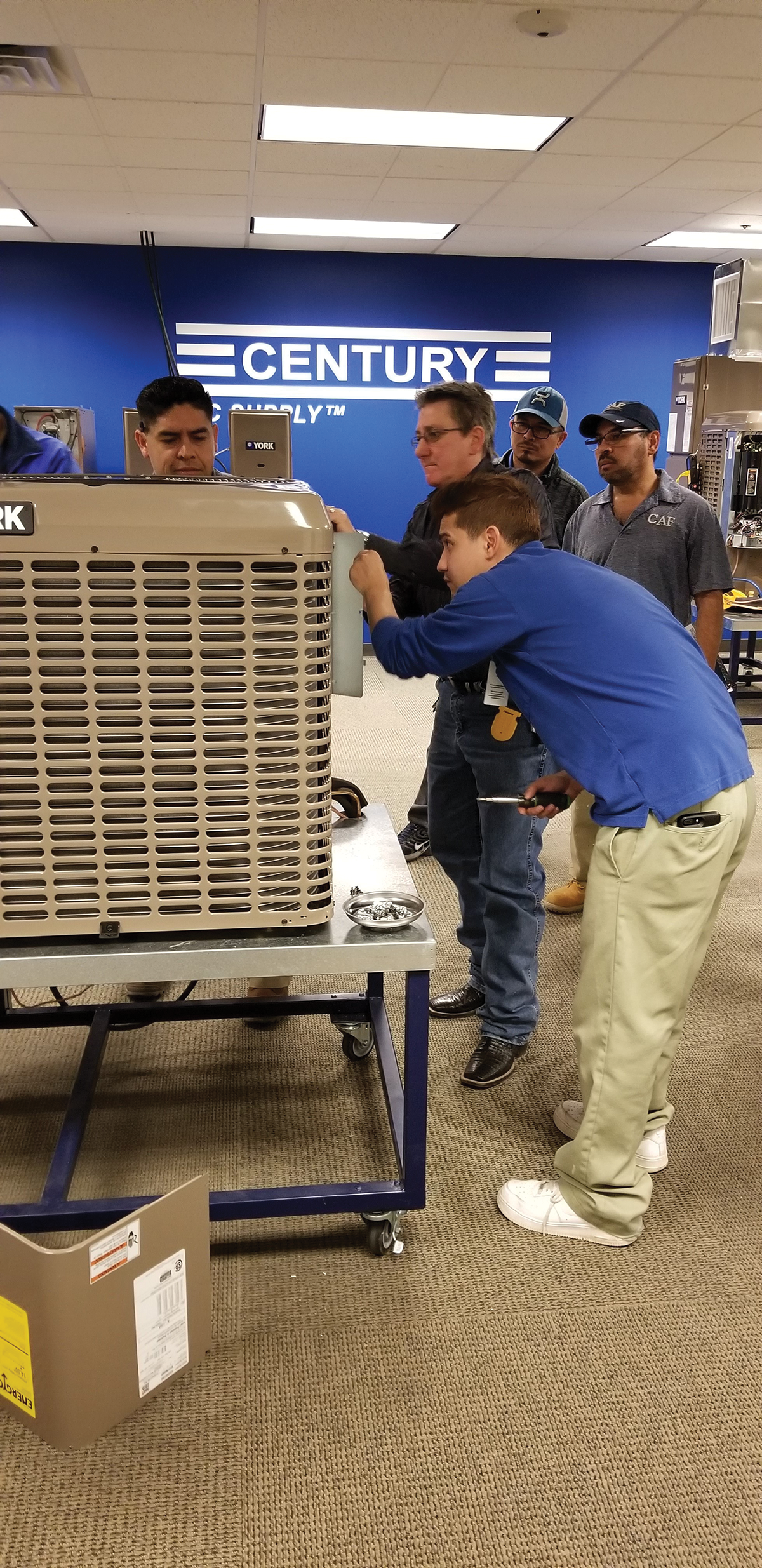 Century A/C Training Dallas-Fort Worth