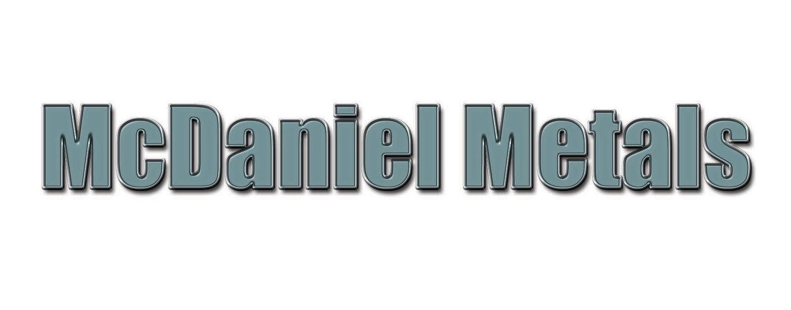 McDaniel Metals Logo